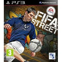 Fifa Street Ps3 | Entrega En El Dia *imperdible*