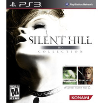 Silent Hill Hd Collection Incluye Silent Hill 2 Y 3 Ps3