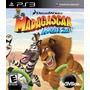Juego Playstation Original Ps3 Madagascar Kartz