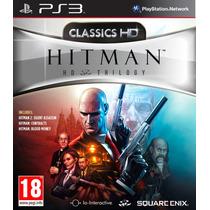 Hitman Trilogy Collection Hd - Nuevo Sellado. En Español !!