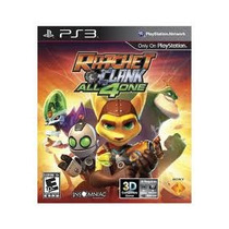 Ratchet & Clank: All For One, En Espanol, Nuevo Y Sellado