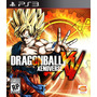 Dragon Ball Xenoverse Xv * Ps3 * Mercadolider Tenelo H O Y
