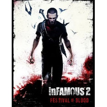 Infamous 2 Festival Of Blood Para Instalar En Tu Play