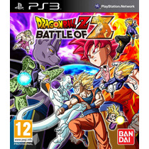 Dragon Ball Z Battle Of Z -ps3- Digi-tal Store -progamers-
