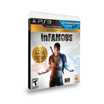 Infamous Collection 2 In 1 Ps3