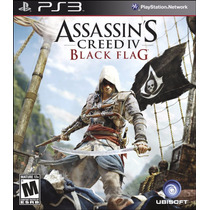 Assassins Creed 4 Black Flag Ps3 Edicion Digital