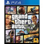Gta V Ps4 Fisico Grand Theft Auto V Gta5 Nuevo Sellado Stock