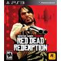 Red Dead Redemption + Undead Nightmare - Ps3 Código Digital