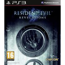 Resident Evil Revelations Ps3 / Code Dig / Entrega Inmediata
