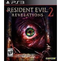 Resident Evil Revelations 2 Juego Ps3 Store Platinum