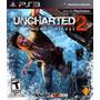 Uncharted 2 Juegazo De 10 Puntos Castellano Online Canje