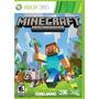 Minecraft Xbox 360 Nuevo Sellado Original