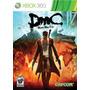 Dmc Devil My Cry Xbox360 Ntsc Tomo Usados