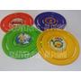 Frisbee, Frisbi,plato Volador, Personalizado Pack X 10 Unida