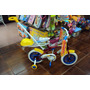 Bicicleta Para Nene Rodado 12 Con Barral