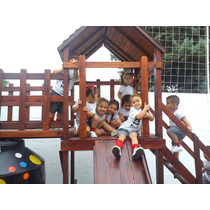 Juegos Para Jardin- Colegios- Parque
