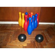 Juego De Bowling Bolos Duravit Gran Oportunidad!!!!!!