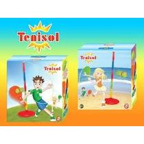 Tenisol Juego De Tenis Playa Aire Libre Para Chicos Y Grande