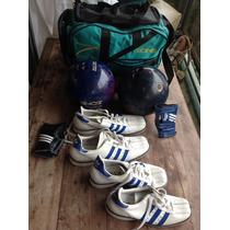 Bolso Brunswick Stone Bolos De Bowling Zapatillas Adidas Now
