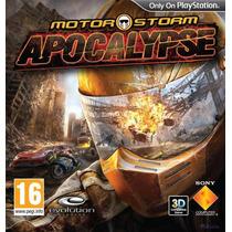 Motorstorm Apocalypse - Ps3 Entrega Inmediata !!!