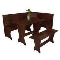 Mesa esquinero hogar muebles y jard n en mercadolibre for Esquinero mesa banco