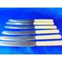 El Arcon Antiguo Juego Cuchillos Frances 6 Piezas 24cm 4529