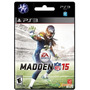 Madden Nfl 15 Juego Ps3 Español Store Microcentro