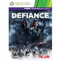 Defiance Xbox 360 Nuevo Sellado Local A La Calle Xgamers