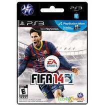     Fifa 14 Juego Ps3 Digital     Microcentro    
