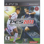 Pes 2013 Pro Evolution Soccer Ps3 Play Station C/manuales