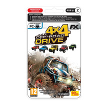 Juego Pc 4x4 Off Road Drive Para Windows Original