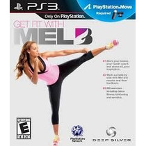 Get Fit With Mel B Comp. Con Move Ps3 Nuevo Sellado