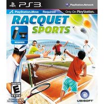 Ps3 -- Racquet Sports