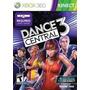 Juego Dance Central 3 Xbox 360 Ntsc Español Kinect