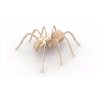 Rompecabeza Didactico 3d Insectos Araña