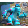 Muñecos Monster Inc Sully Mike Original