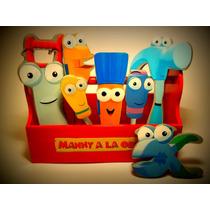 Caja De Herramientas De Manny A La Obra En Fibrofacil!!!