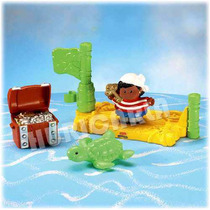 Fisher Price Little People La Busqueda Del Tesoro