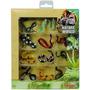 Serpientes Pack Colección 12 Réptiles Ciencia Simba Biología