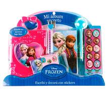 Educando Frozen Mi Álbum Secreto Nenas Tv
