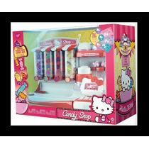 Hello Kitty Candy Shop C/caja Registradora Fx Sonidos Z.dvt