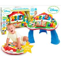 Mesa De Actividades Interactiva De Baby Mickey