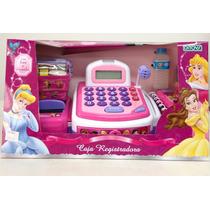 Caja Registradora De Princesas Con Luz Y Sonido De Ditoys