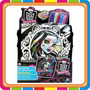 Color Me Mine Carteritas Pintar Monster High - Mundo Manias