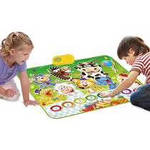 Alfombra Didactica Infantil Musical Interactiva Animal Party