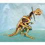 Dinosaurios Para Armar En Mdf 2mm- Ceratop - Nvm Hobbies