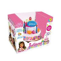 Educando Torta Cumpleaños Musical Juliana Chica Nenas Tv