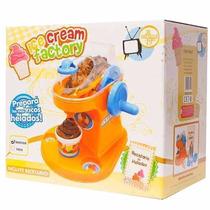 Fábrica Helados Ice Cream Factory Faydi Quality Toys