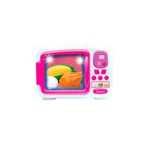 Educando Microondas De Juliana Para Nenas Set Cocinera