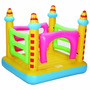 Castillo Inflable Grande Para Nenas